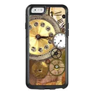 Fantastische steampunk Gang-vektorentwürfe OtterBox iPhone 6/6s Hülle