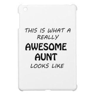 Fantastische Tante iPad Mini Hülle
