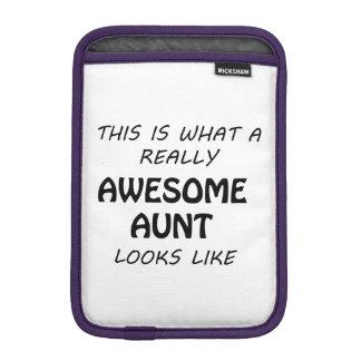 Fantastische Tante iPad Mini Sleeve
