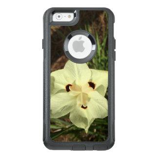 Fantastische weiße Blume OtterBox iPhone 6/6s Hülle
