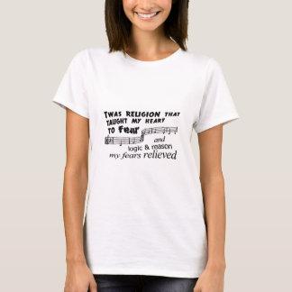 Fantastischer Atheismus T-Shirt