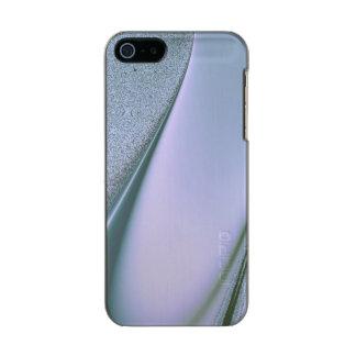 Fantastischer blauer Entwurf Incipio Feather® Shine iPhone 5 Hülle