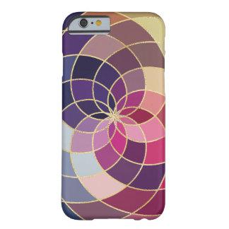 Fantastischer bunter abstrakter Entwurf Barely There iPhone 6 Hülle