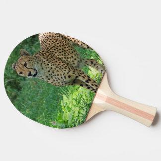 Fantastischer Cheetah Tischtennis Schläger