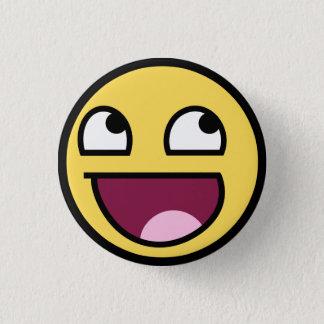 Fantastischer Gesichts-Knopf