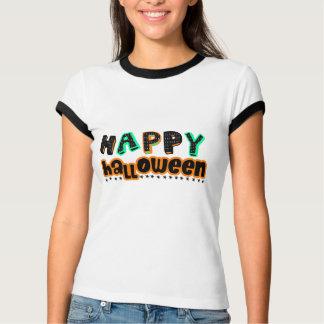 fantastischer glücklicher Halloween-Entwurf Shirt