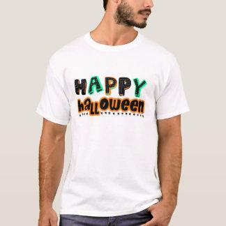 fantastischer glücklicher Halloween-Entwurf T-Shirt