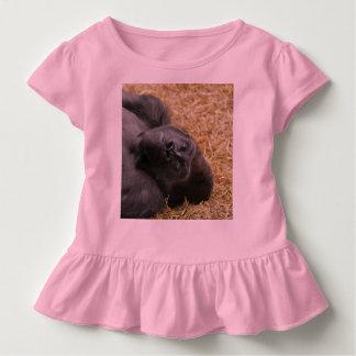 fantastischer Gorilla Kleinkind T-shirt