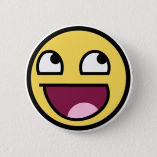 Fantastischer Knopf Runder Button 5,7 Cm