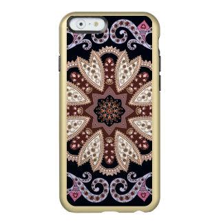 Fantastischer Kreisverzierungs-Entwurf Incipio Feather® Shine iPhone 6 Hülle