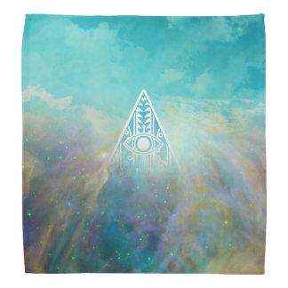 """Fantastischer Orions-Nebelfleck Dreieck """"alles Kopftuch"""