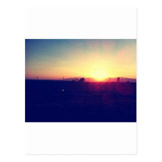 Fantastischer Sonnenschein Postkarten