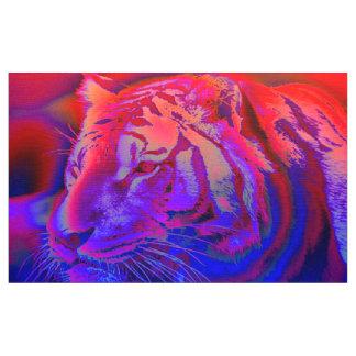 Fantastischer Tiger Stoff