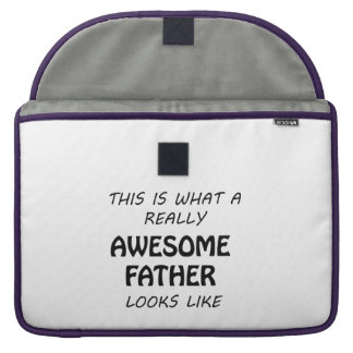 Fantastischer Vater Sleeve Für MacBook Pro