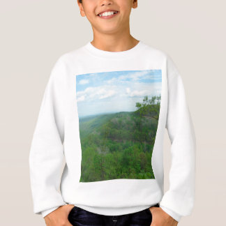Fantastischer West- VirginiaMountain View Sweatshirt