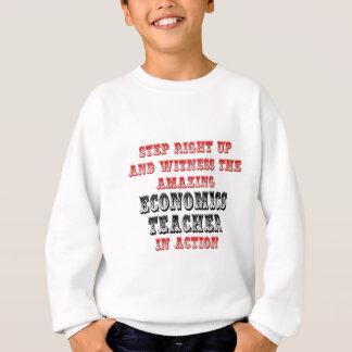 Fantastischer Wirtschafts-Lehrer in der Aktion Sweatshirt