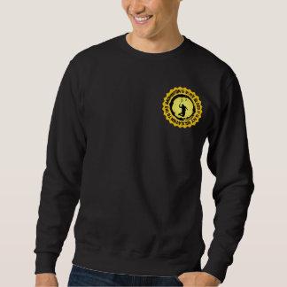 Fantastisches Badminton-Siegel Sweatshirt