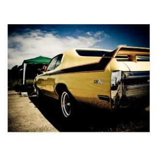 Fantastisches Buick GSX Muskel-Auto Postkarte
