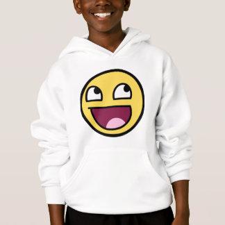 fantastisches Gesicht des fantastischen Smileys Hoodie