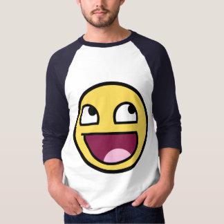 fantastisches Gesicht des fantastischen Smileys T-Shirt