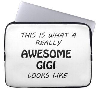 Fantastisches Gigi Laptop Sleeve