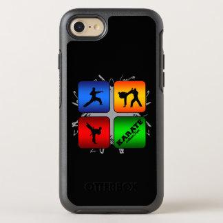 Fantastisches Karate-städtische Art OtterBox Symmetry iPhone 8/7 Hülle
