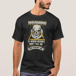 Fantastisches Leibwächter-Shirt T-Shirt