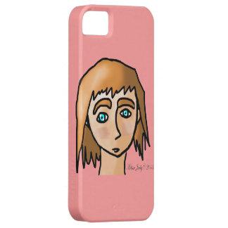Fantastisches Mädchen iPhone 5 Hülle