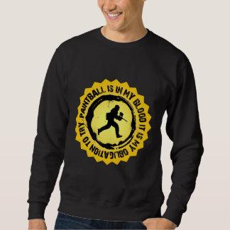 Fantastisches Paintball-Siegel Sweatshirt