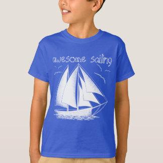 Fantastisches Segeln! nautisch, Vintag, T-Shirt