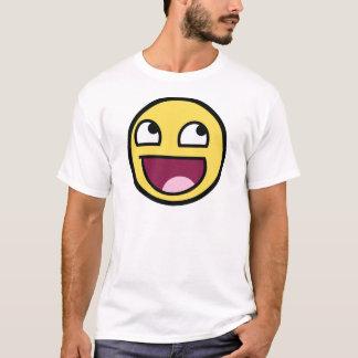 Fantastisches Smily Gesicht T-Shirt