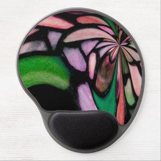 Fantastisches Tiffany inspiriert Gel Mousepad