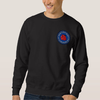 Fantastisches Verpacken-Schild Sweatshirt