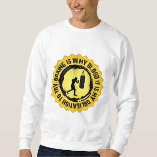 Fantastisches Verpacken-Siegel Sweatshirt