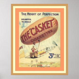 Fantastisches Vintages Anzeigen-Plakat: Die Poster