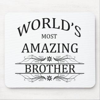 Fantastischste Bruder der Welt der Mousepad