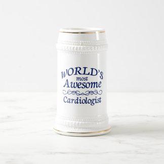 Fantastischste Kardiologe der Welt der Bierkrug