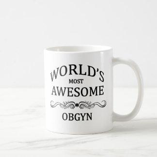 Fantastischste OBGYN der Welt das Kaffeetasse