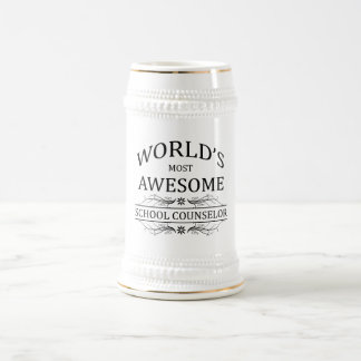 Fantastischster Ratgeber der Welt Schul Bierglas