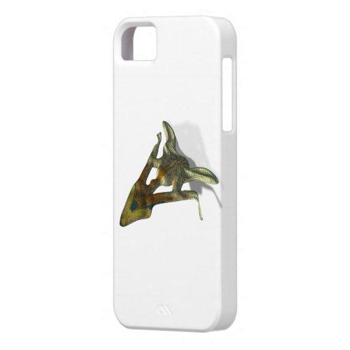 Fantasy 3D-Objekt SCIFI bunt iPhone 5 Case