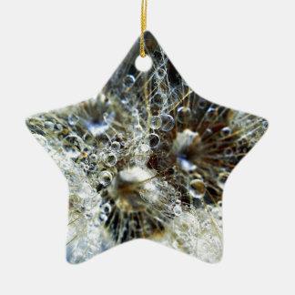 Fantasy No.5 Keramik Stern-Ornament