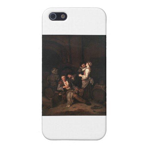 fantasy-tavern-3 iPhone 5 cover
