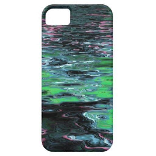 Fantasy Waters iPhone 5 Schutzhüllen