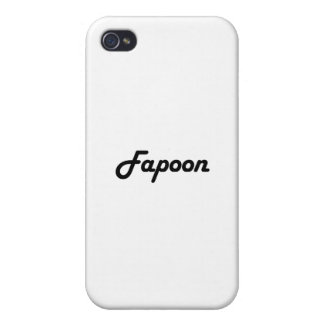 Fapoon iPhone 4 Case