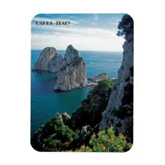 Faraglioni Felsen, Insel von Capri Magneten Magnet