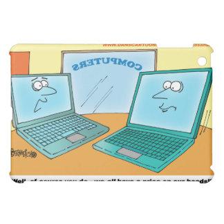 FARBCartoon | sprechenlaptops iPad Mini Hülle