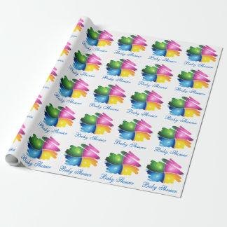 Farbdrehbeschleunigungs-Verpackungs-Papier des Einpackpapier