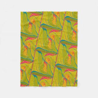 FarbDrehungs-(tropische) Decke