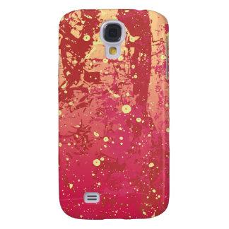 Farbe 3G Splats Schmutz Galaxy S4 Hülle