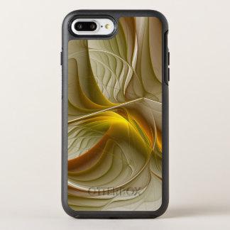 Farben der wertvollen Metalle, abstrakte OtterBox Symmetry iPhone 8 Plus/7 Plus Hülle